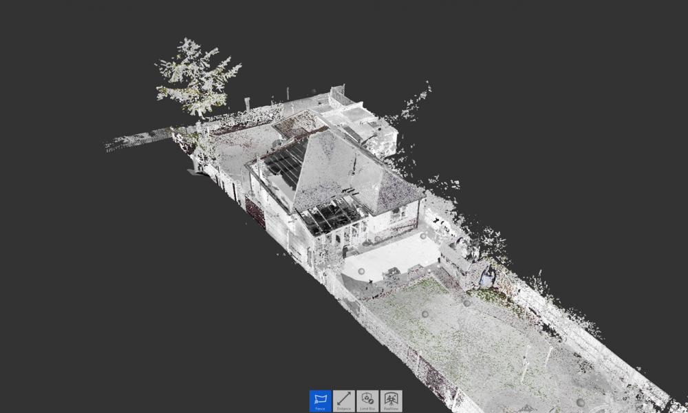 3D laser Survey + Point Cloud, Epson (2)