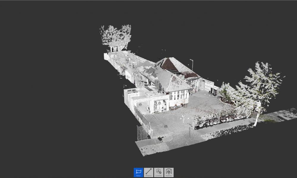 3D laser Survey + Point Cloud, Epson (4)